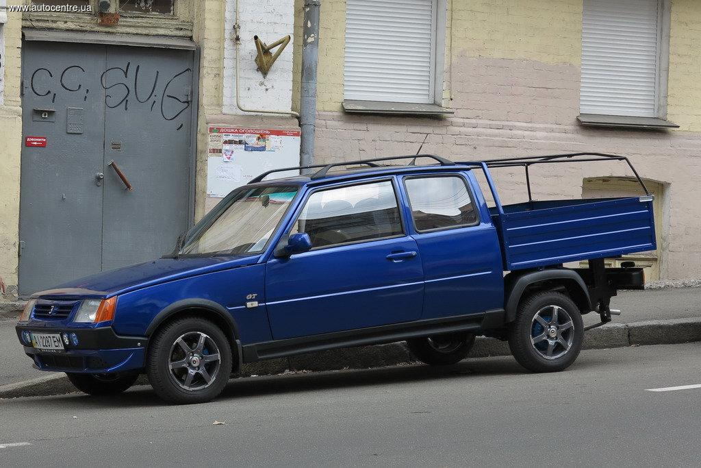 В Украине показали фото неизвестной модели «Запорожца» 2