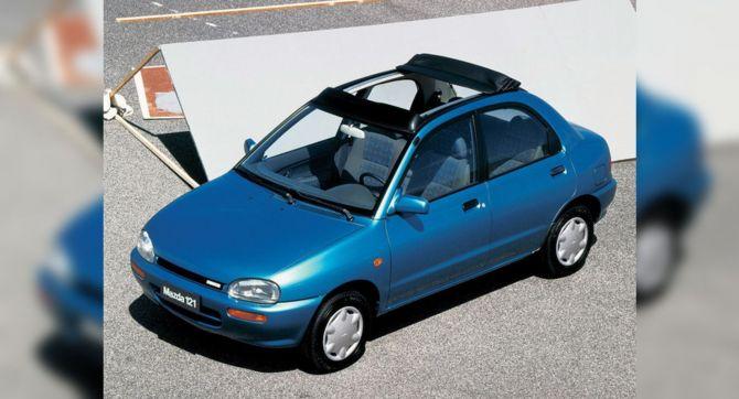 Самые запоминающиеся модели Mazda 3