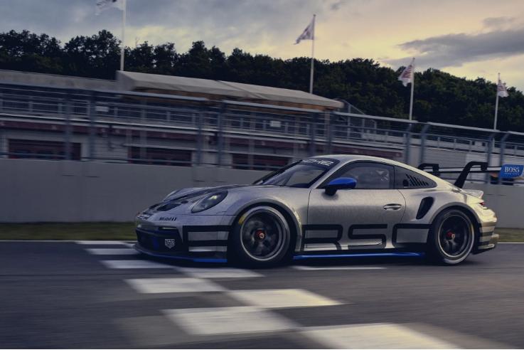 В Украине появятся 5 новых моделей Porsche 4