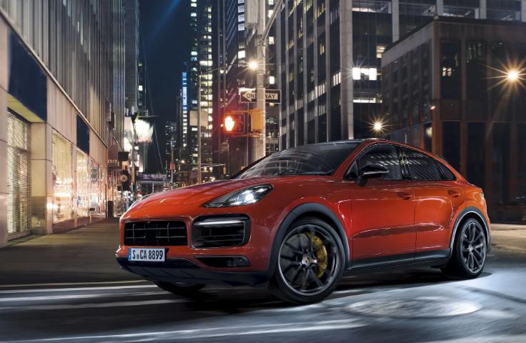 В Украине появятся 5 новых моделей Porsche 3