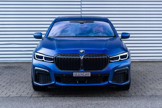 BMW 745Le xDrive стала мощнее, чем M3 Competition 1