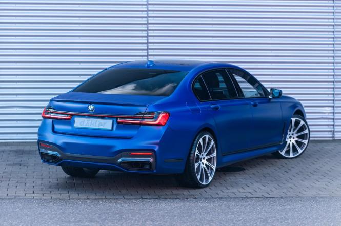 BMW 745Le xDrive стала мощнее, чем M3 Competition 2