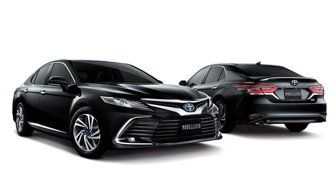 Toyota создала самую крутую Camry: подробности (фото) 2