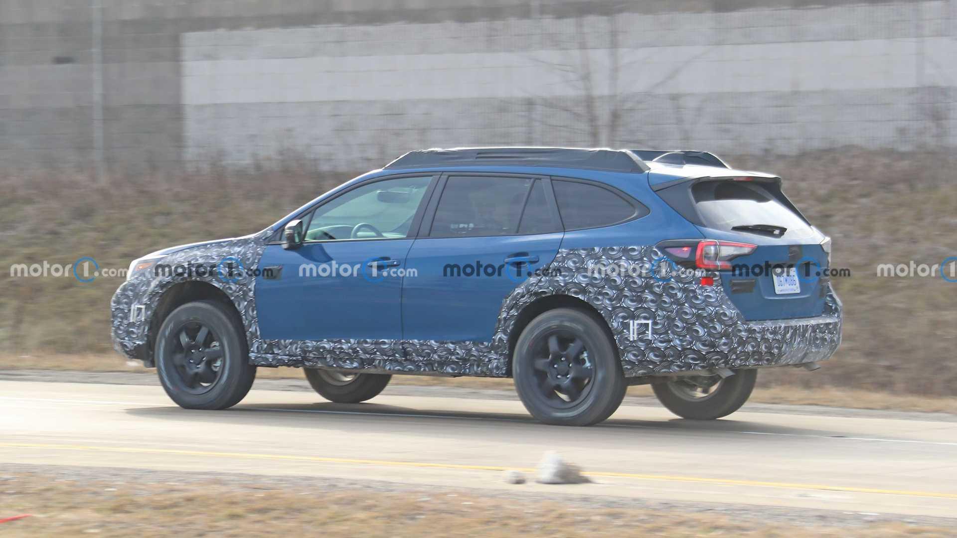 Subaru готовит линейку новых внедорожников 2