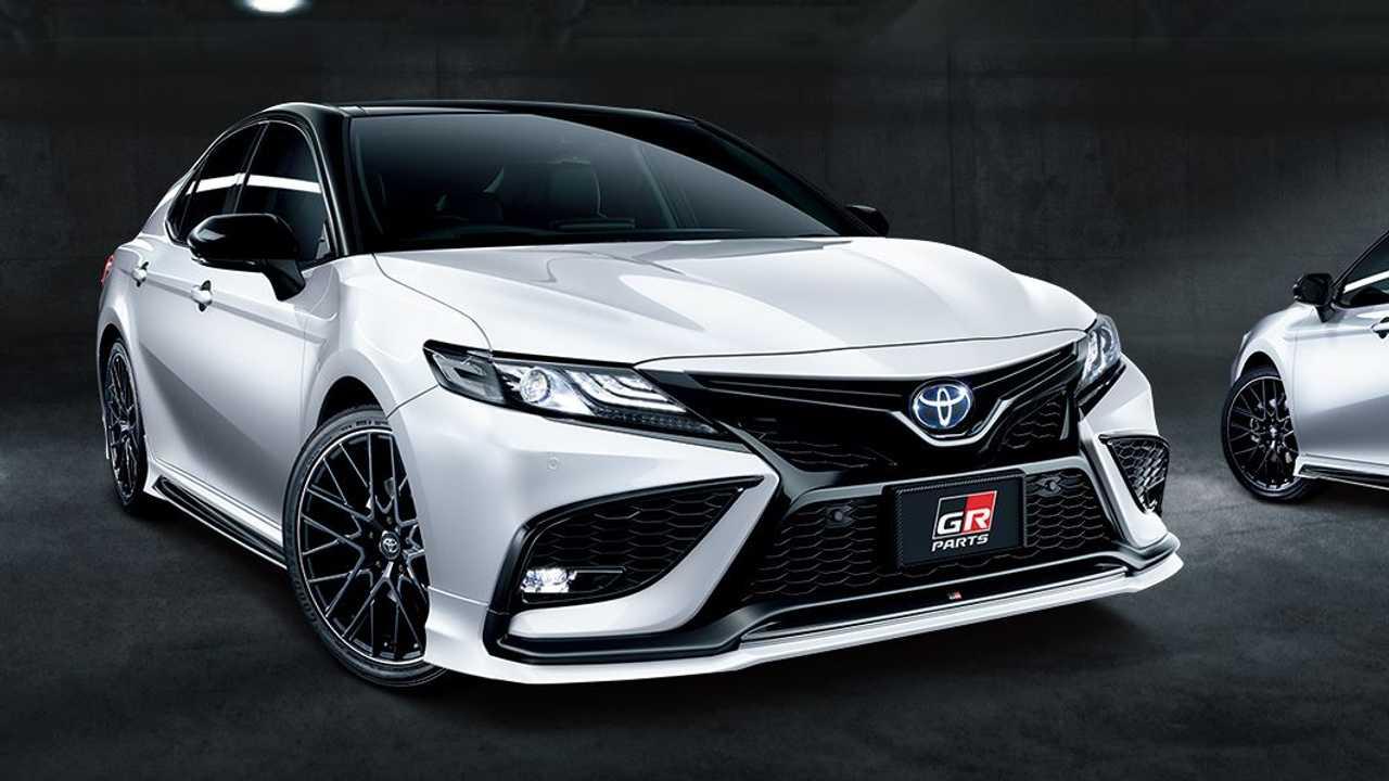 Toyota создала самую крутую Camry: подробности (фото) 1