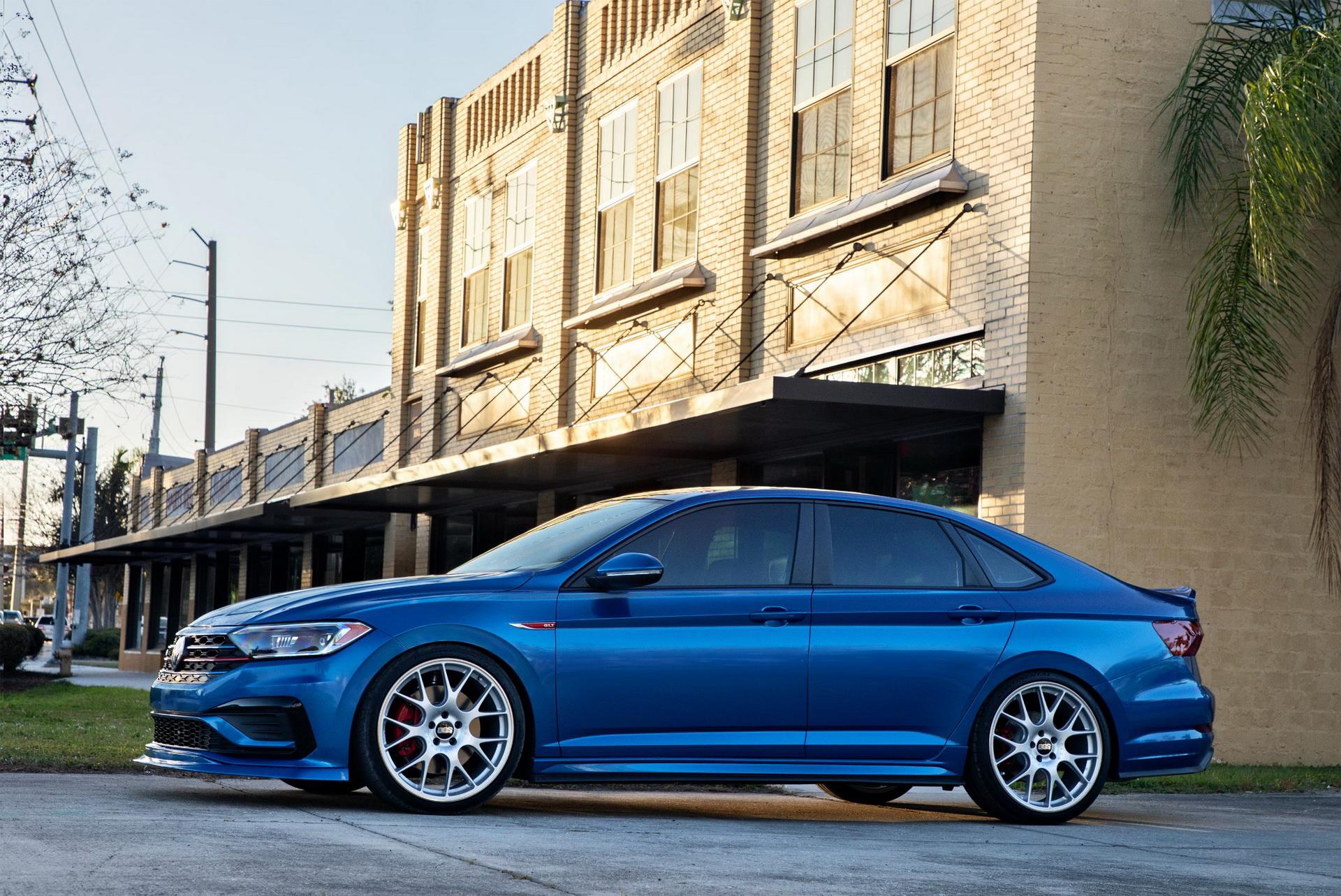 Volkswagen готовит спецсерию популярных моделей – Jetta уже готова 2