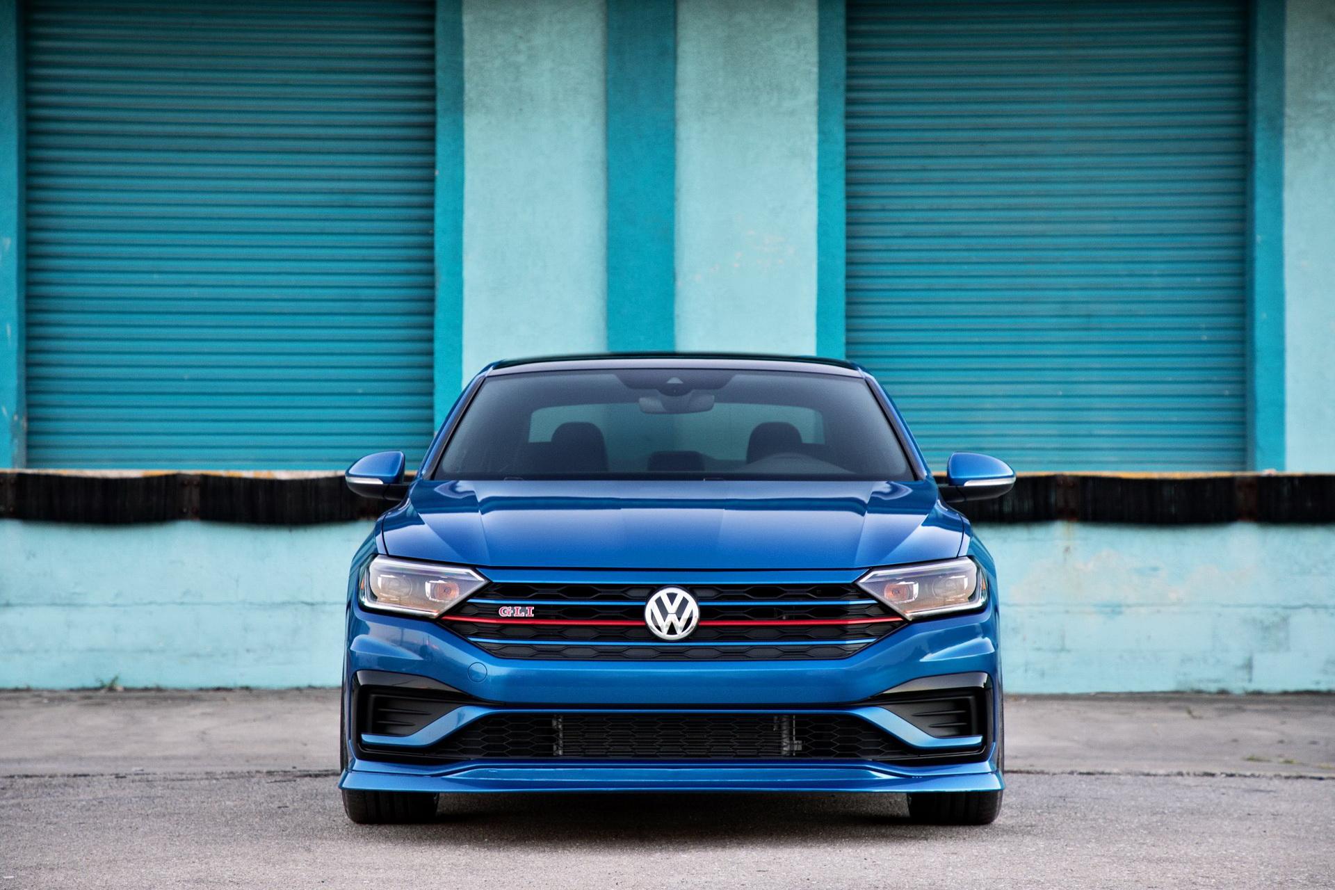 Volkswagen готовит спецсерию популярных моделей – Jetta уже готова 1