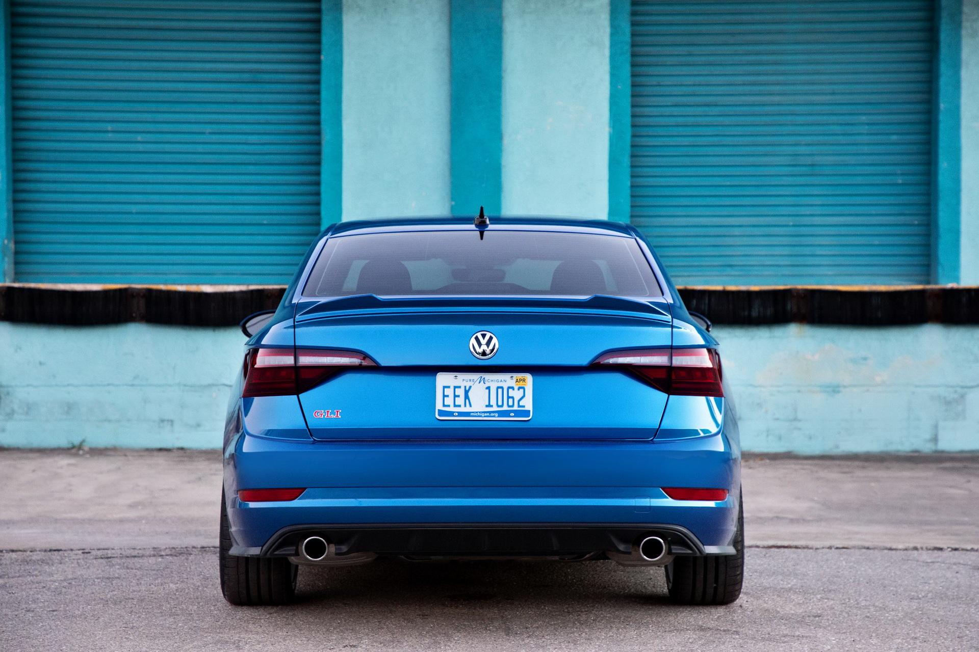 Volkswagen готовит спецсерию популярных моделей – Jetta уже готова 3