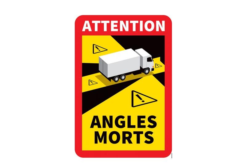 Наклейка «слепая зона» на автомобилях становится обязательной: детали 2