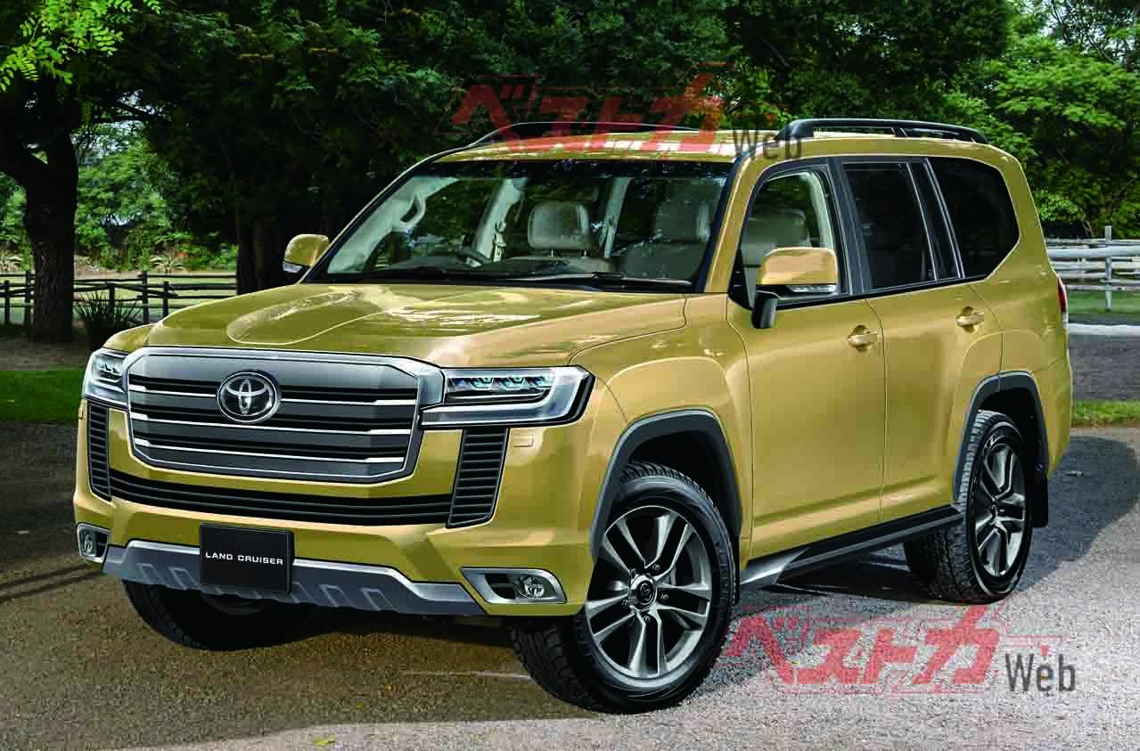Премьеру нового Toyota Land Cruiser 300 снова отложили 1