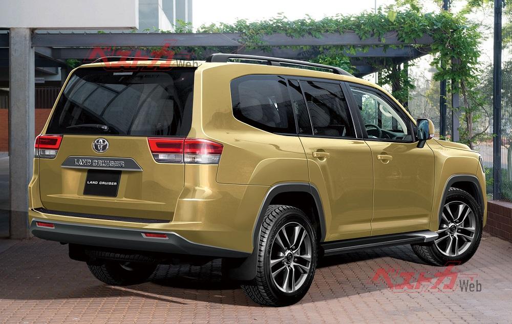 Премьеру нового Toyota Land Cruiser 300 снова отложили 2