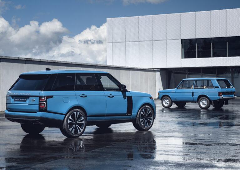 В Украину привезли один из самых эксклюзивных внедорожников Range Rover Fifty 1