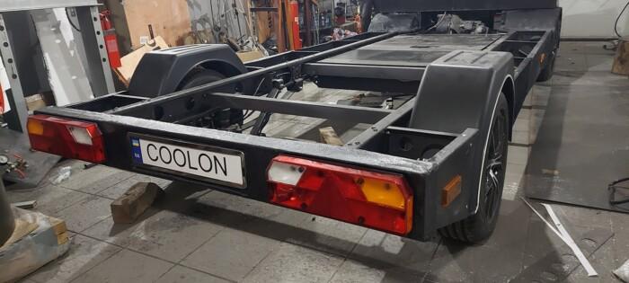 Украинский ответ Tesla: отечественный производитель создал электрический грузовик CoolOn 2