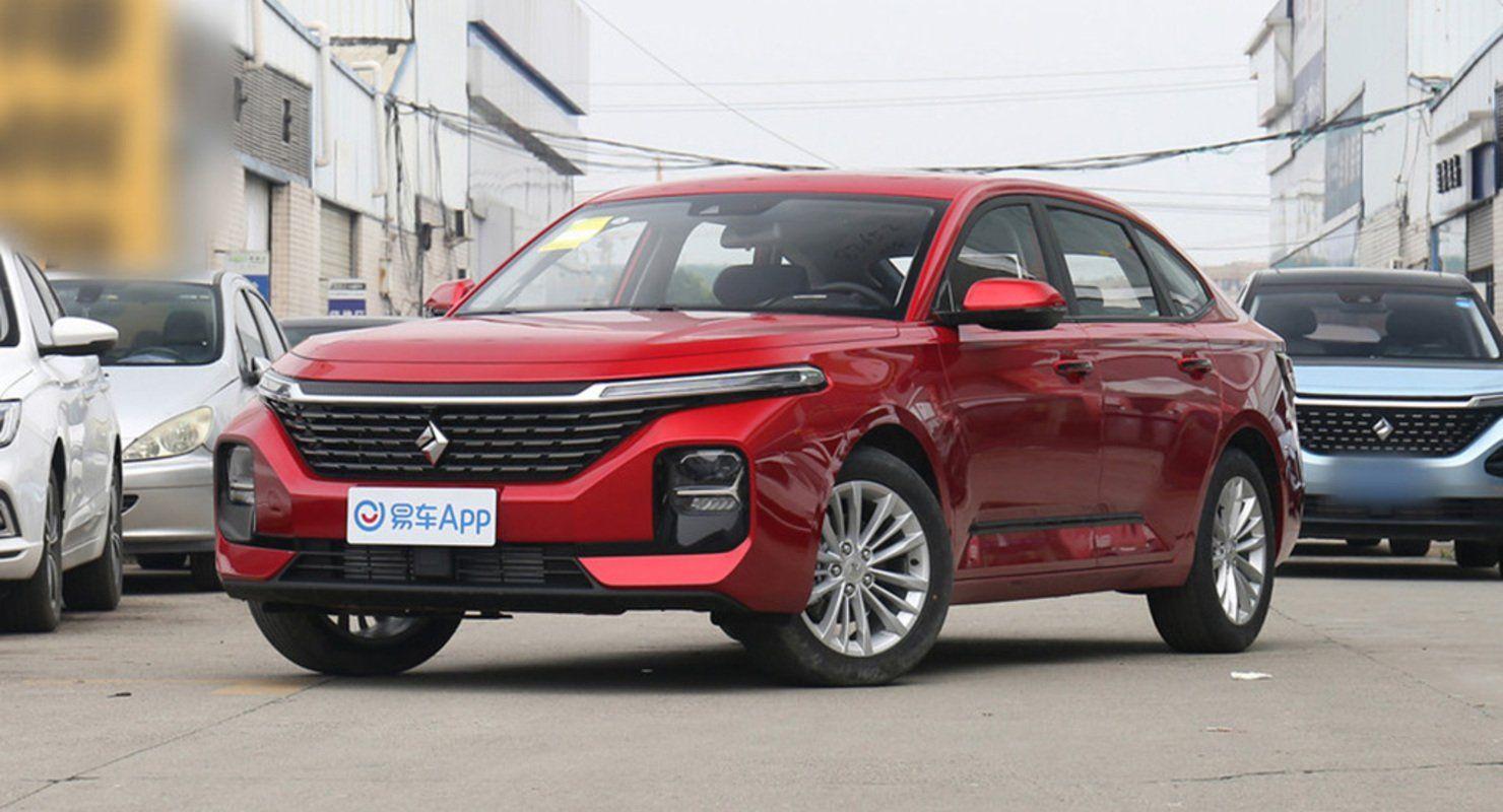 General Motors выпустила бюджетный аналог Skoda Octavia 1