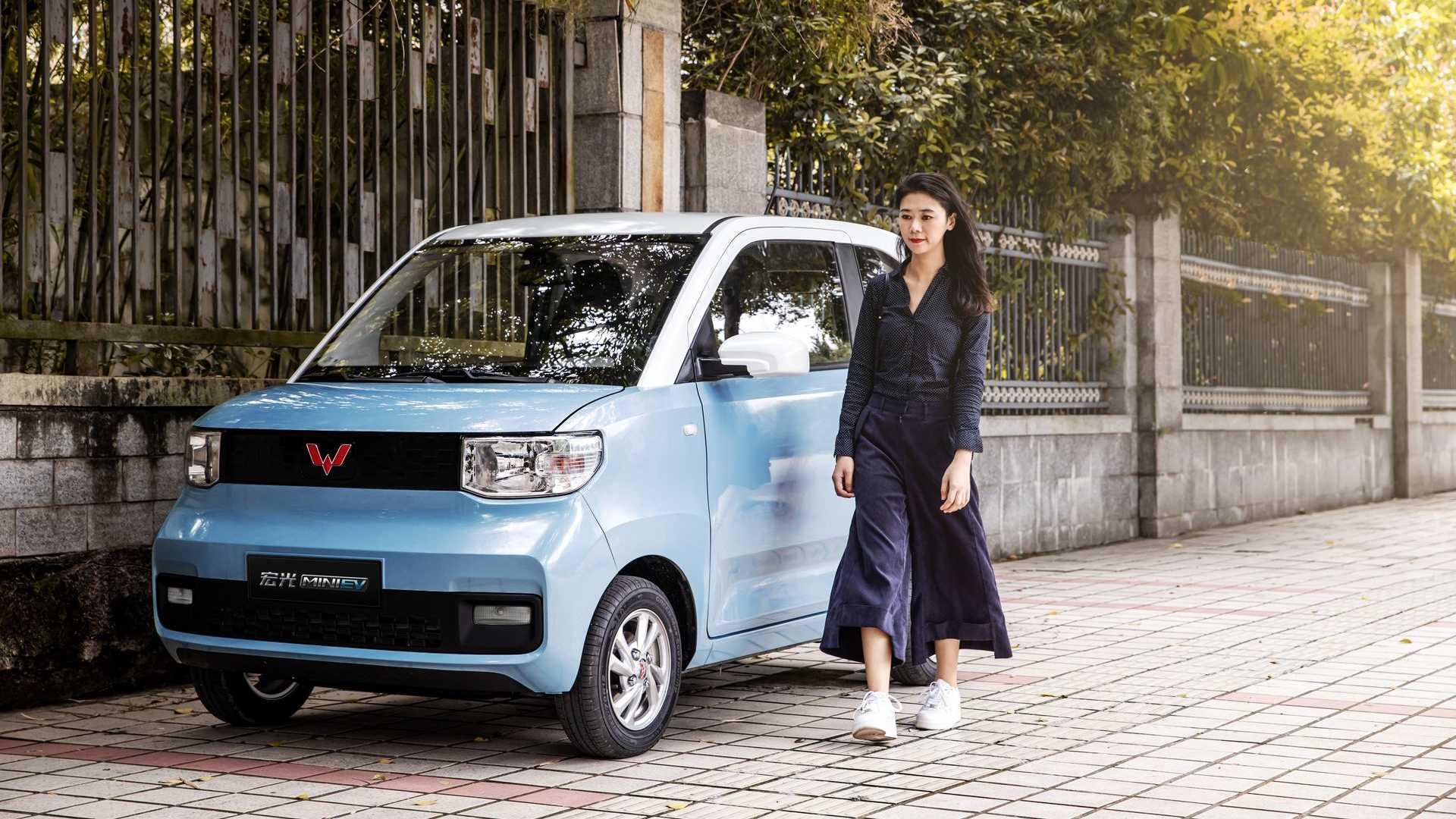 Самый продаваемый электромобиль в мире стоит всего 4000 евро 1