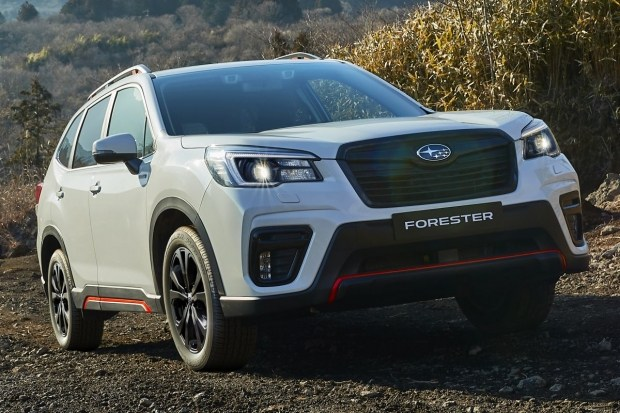 Subaru представила новую версию Forester 1