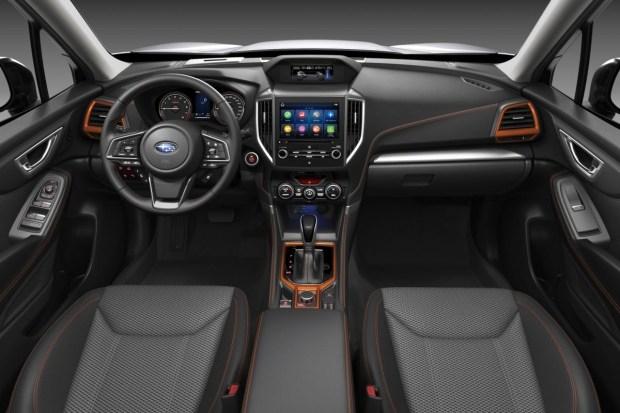 Subaru представила новую версию Forester 4