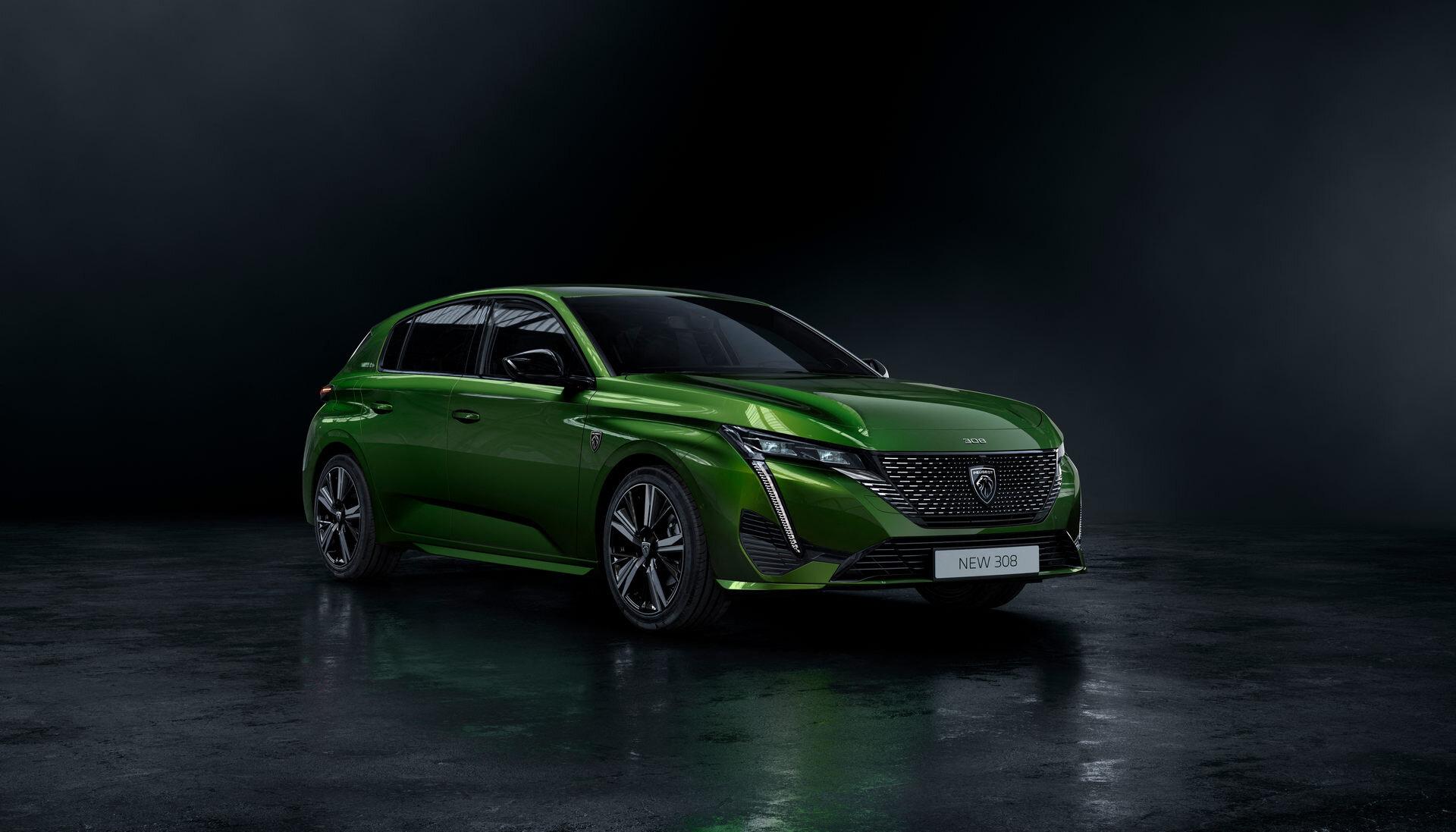 Состоялась мировая премьера нового поколения Peugeot308 1
