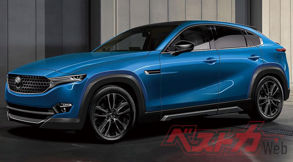 Новый кроссовер Mazda CX-50 станет соперником Mercedes GLC 2