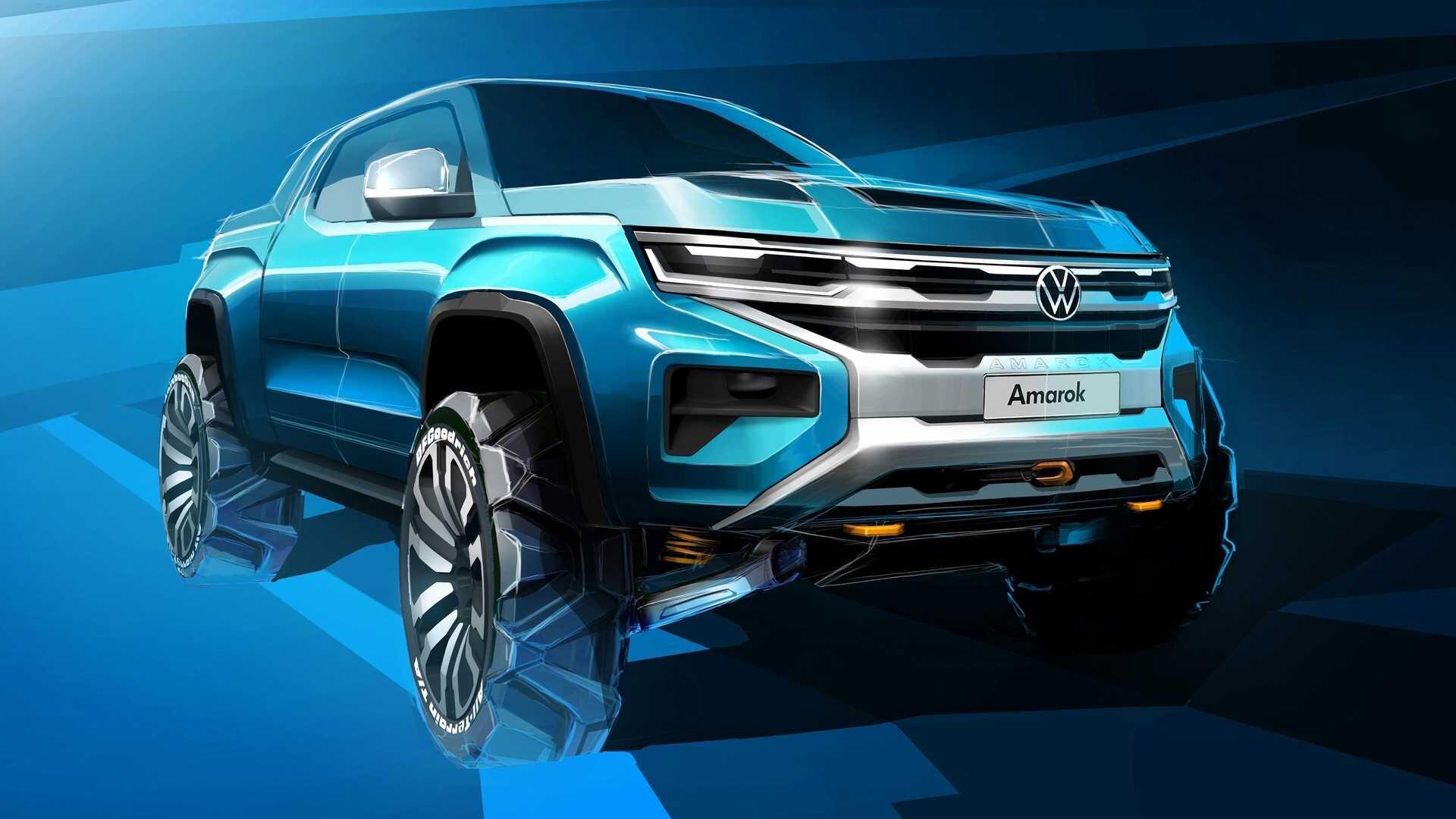 Новый внедорожник Volkswagen показали официально 1