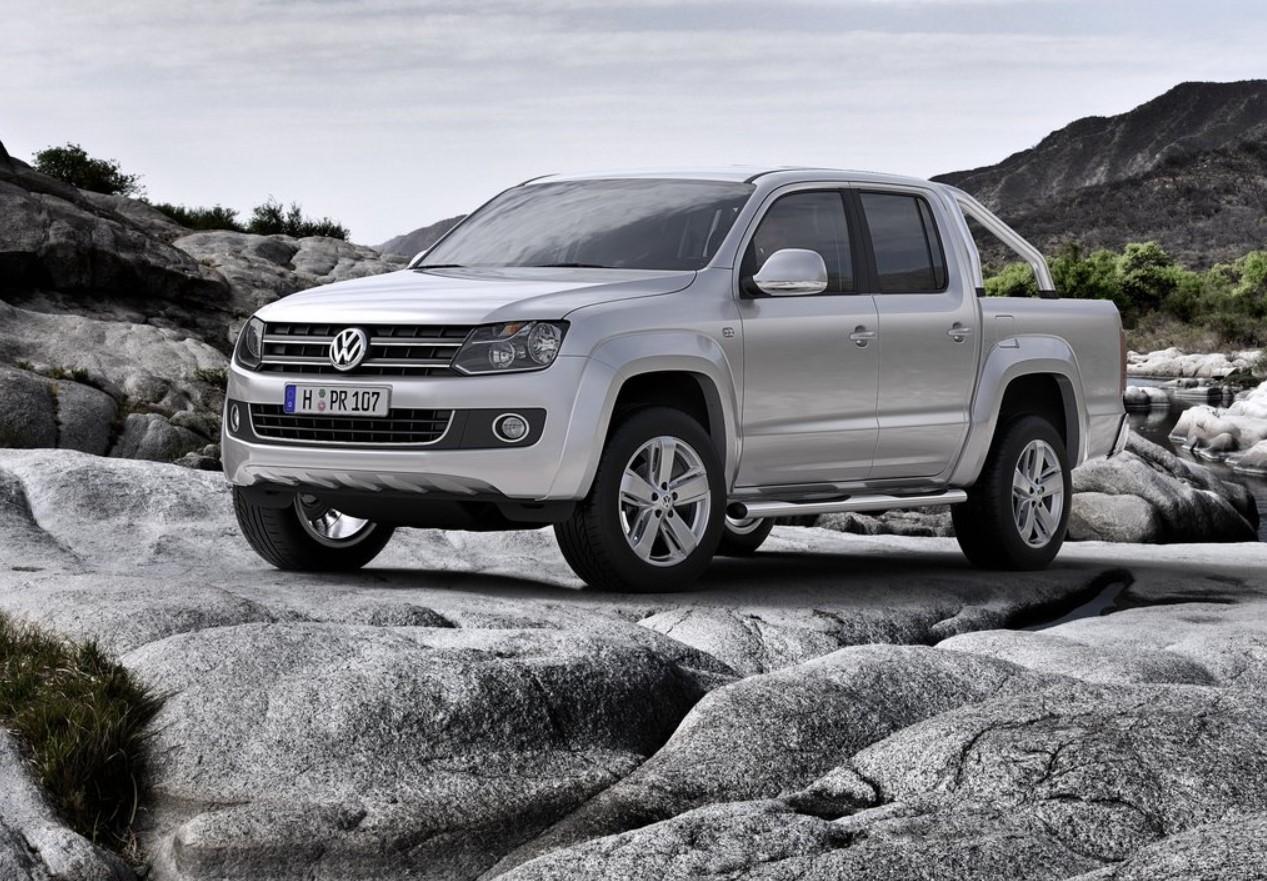 Новый внедорожник Volkswagen показали официально 3