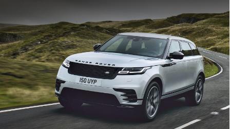 Обновленный Range Rover Velar получил Pivi Pro и плагин-гибридную силовую установку 1