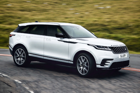 Обновленный Range Rover Velar получил Pivi Pro и плагин-гибридную силовую установку 2