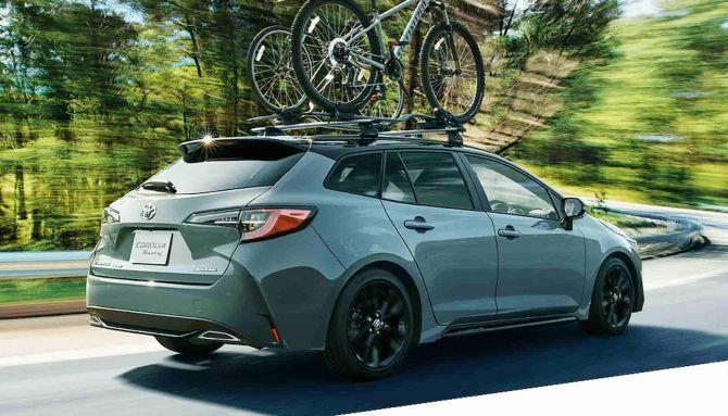 Представлена лимитированная кросс-модификация Toyota Corolla Touring Active Ride 2