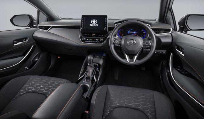 Представлена лимитированная кросс-модификация Toyota Corolla Touring Active Ride 3