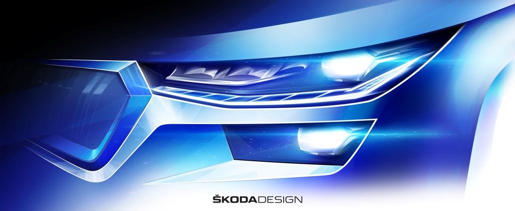 Новый Skoda Kodiaq – первые официальные изображения 3