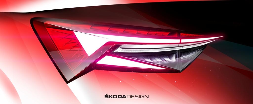 Новый Skoda Kodiaq – первые официальные изображения 2