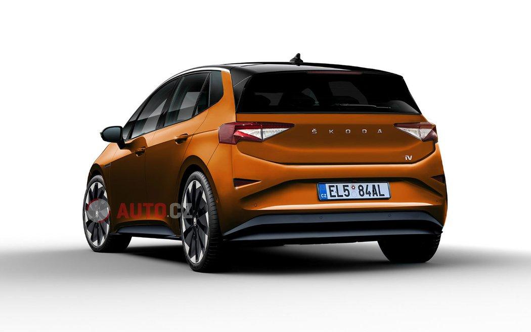 Новый электромобиль Skoda (фото) 2