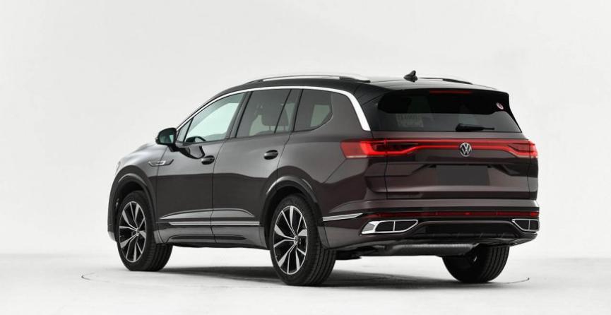 Volkswagen Talagon – новый огромный внедорожник 3