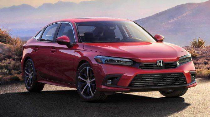 Honda впервые показала новый серийный Civic 2