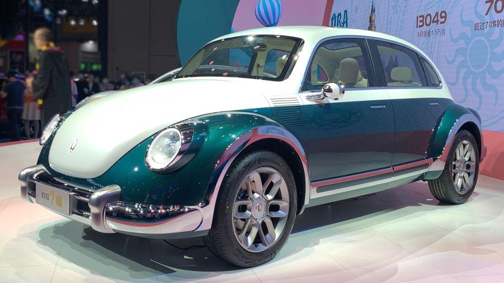 Volkswagen может подать в суд на Great Wall 1