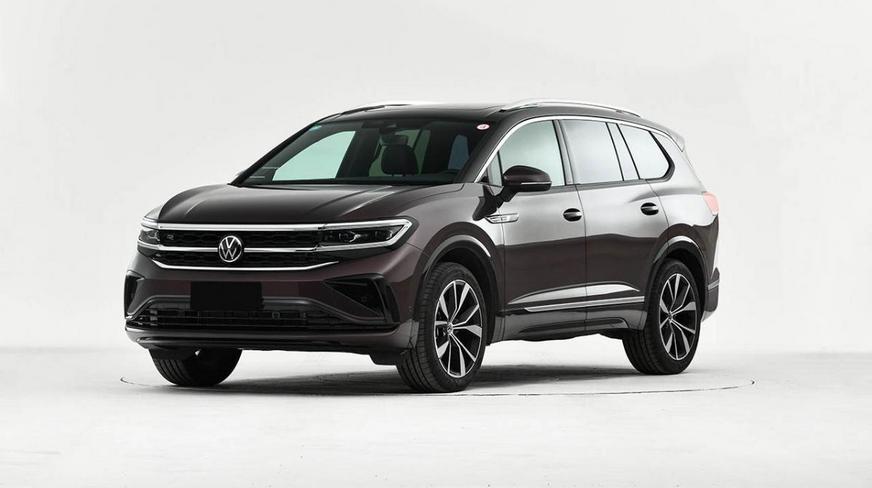 Volkswagen Talagon – новый огромный внедорожник 1