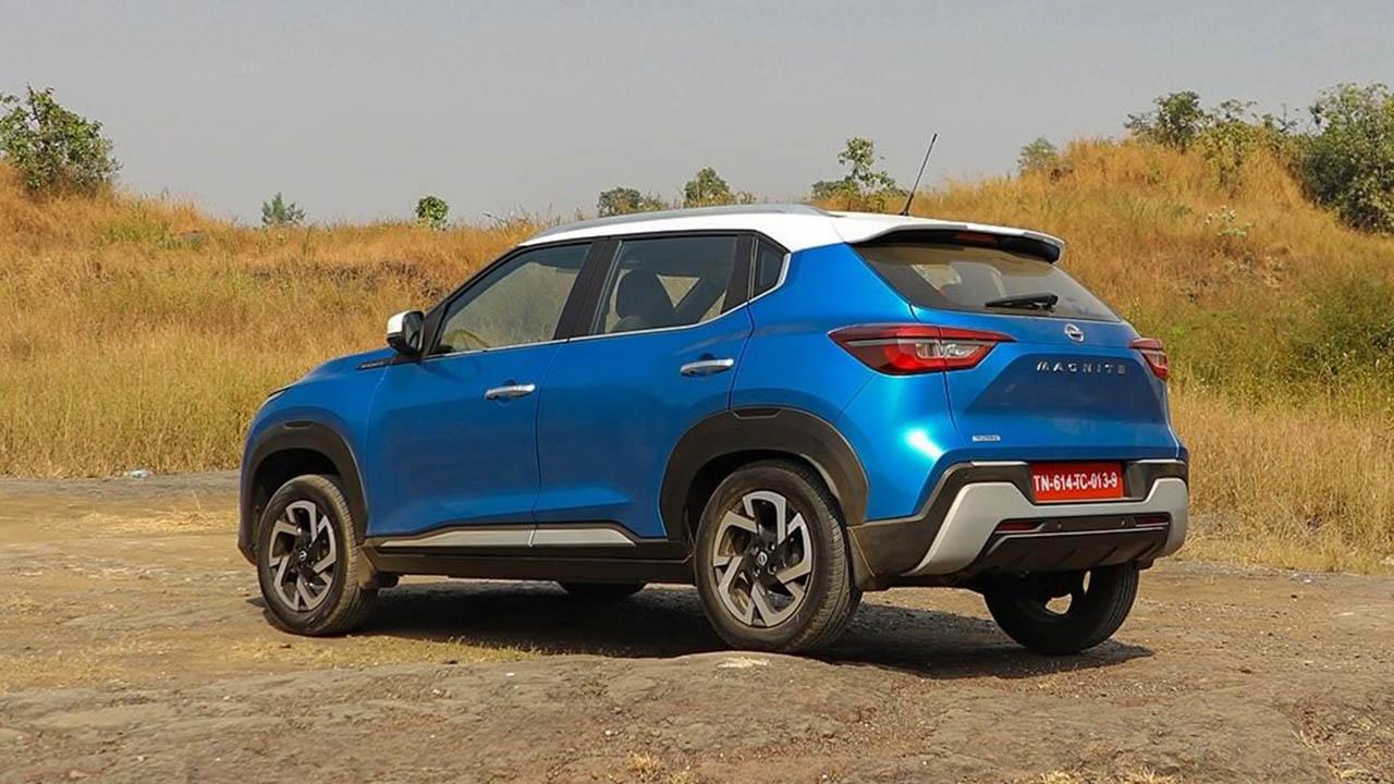 Бюджетный кроссовер Nissan Magnite за 7тыс. долларов осваивает новые рынки 2