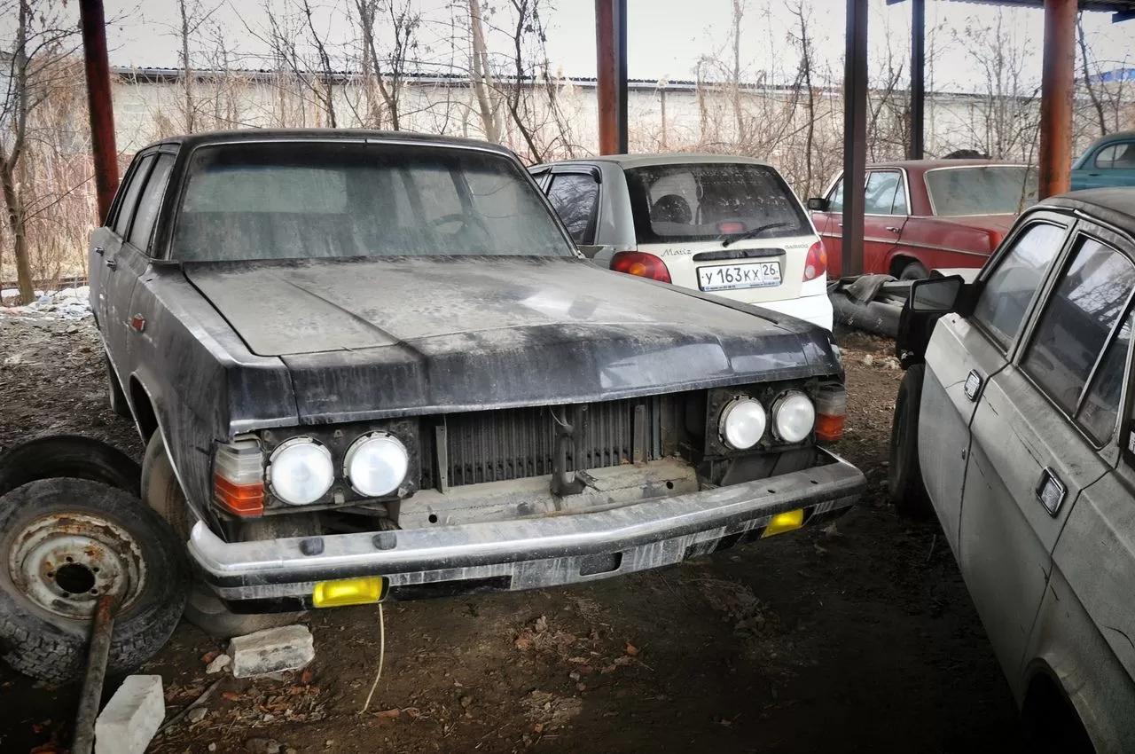 В сети показали коллекцию машин времен СССР – есть и правительственные лимузины (фото) 4