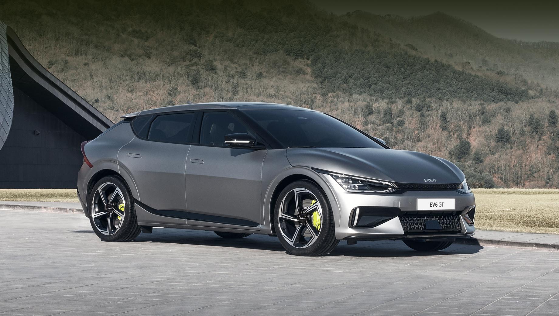 Спрос на электрокар Kia EV6 в Европе оказался втрое выше ожидаемого 1