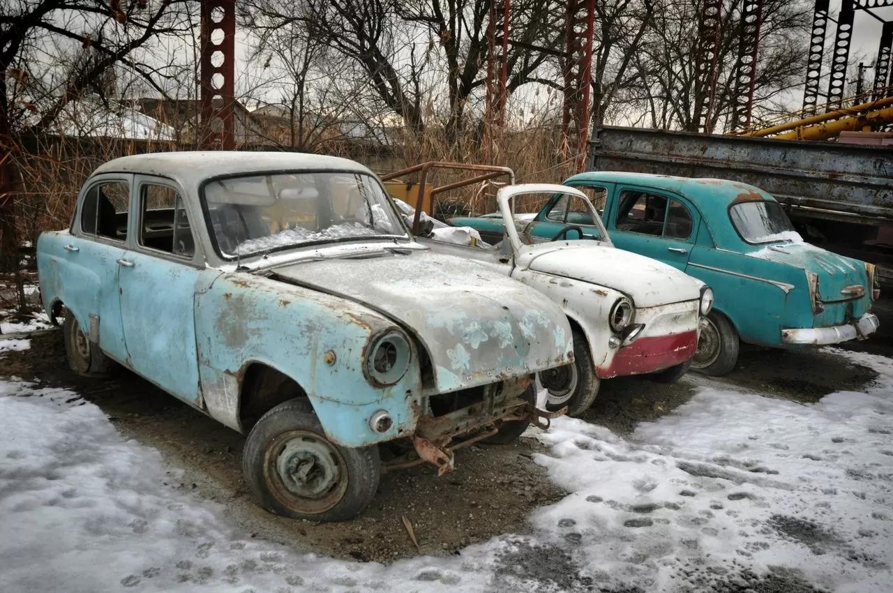 В сети показали коллекцию машин времен СССР – есть и правительственные лимузины (фото) 2
