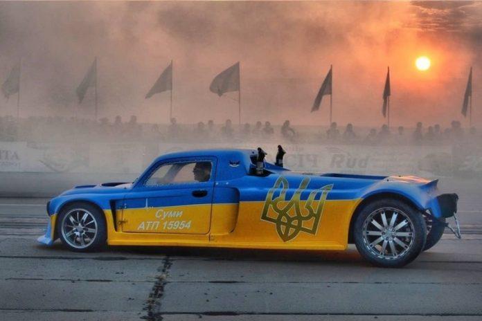 В Украине создали 2000-сильный Запорожец (фото) 2