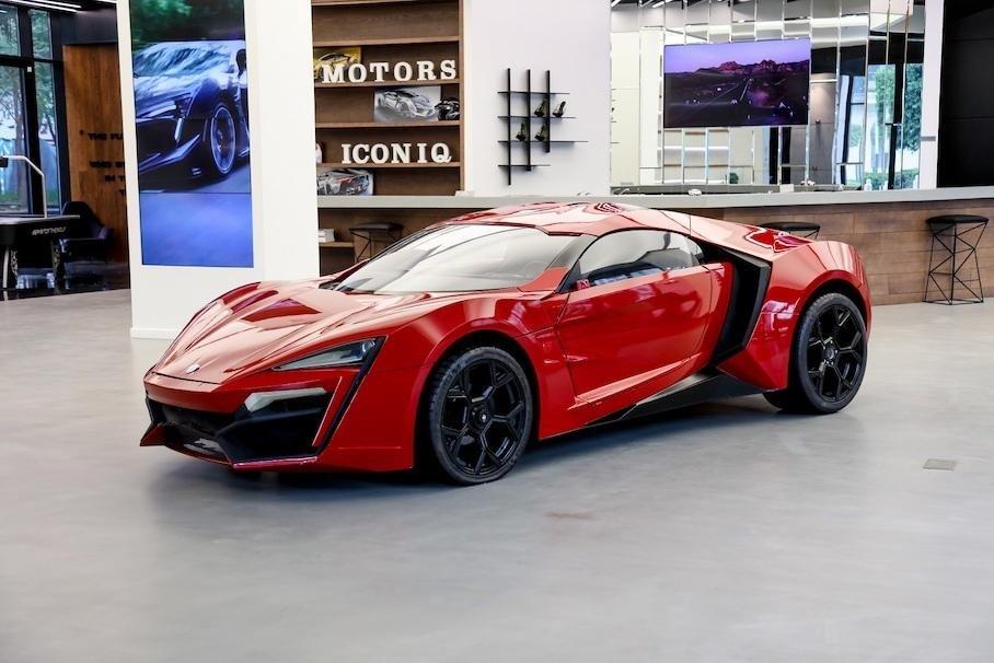 На аукцион выставят единственный уцелевший спорткар из «Форсажа» 1