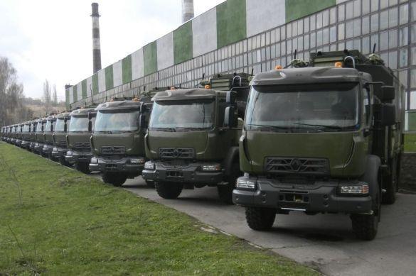 ВСУ получили новые автомобили от известного европейского производителя 1
