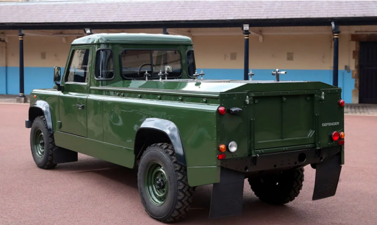 Принц Филипп отправится в последний путь на Land Rover, в создании которого лично принимал участие 2