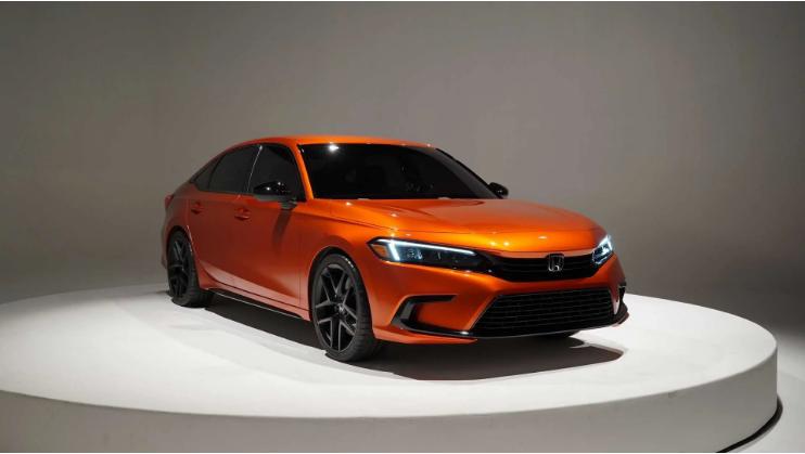 Honda впервые показала новый серийный Civic 1