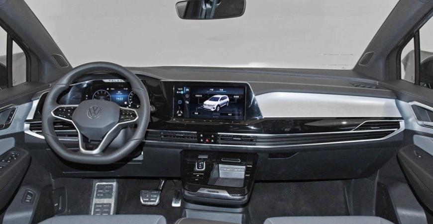 Volkswagen Talagon – новый огромный внедорожник 2