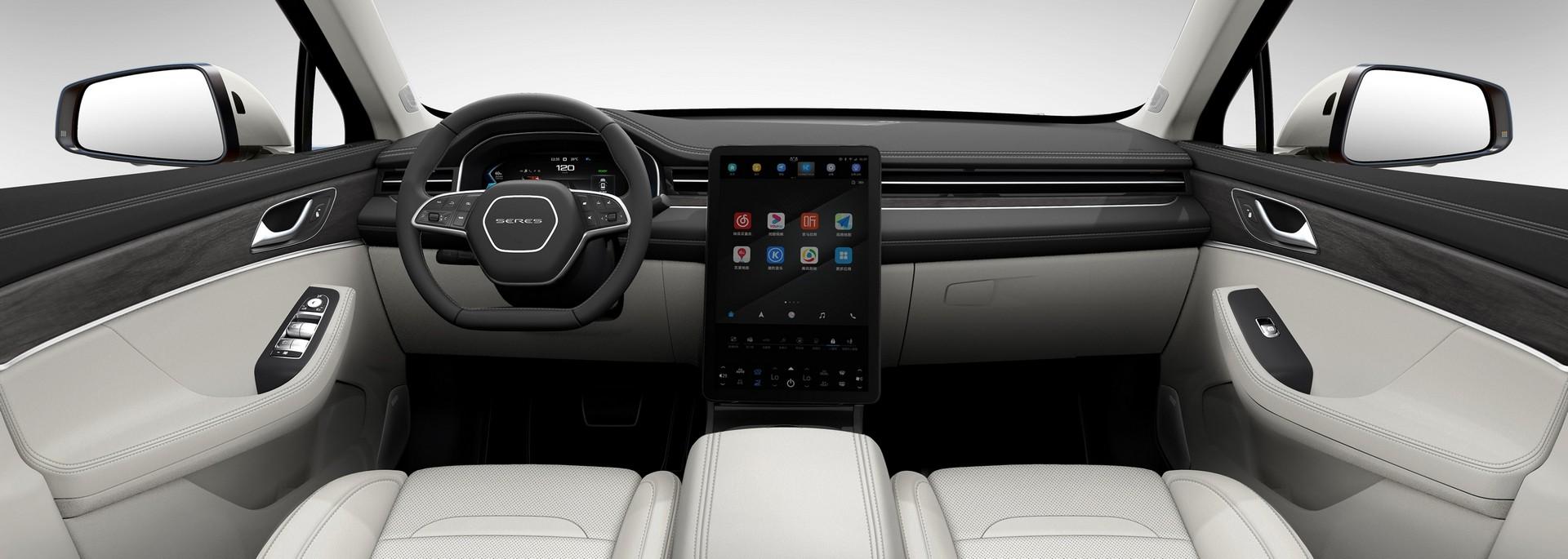 Первый автомобиль Huawei выходит на рынок 2
