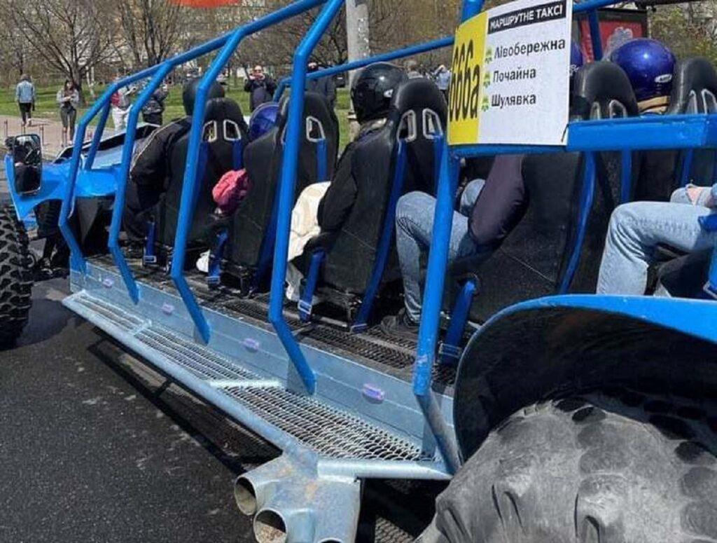 В Украине появилась бесплатная «антиковидная» маршрутка №666 2