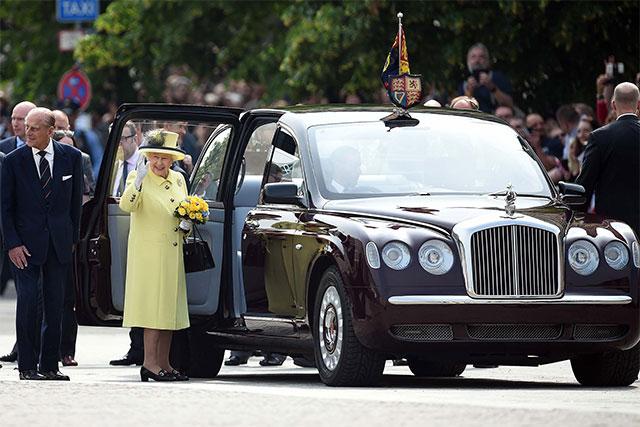 На каких автомобилях ездил принц Филипп Герцог Эдинбургский 6