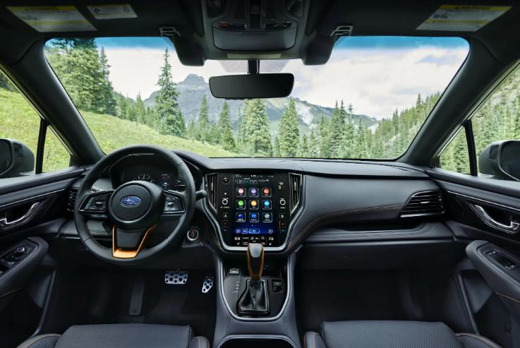 Subaru показала самую внедорожную версию Outback 2
